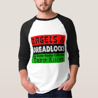 Camiseta Bagels & Dreadlocks