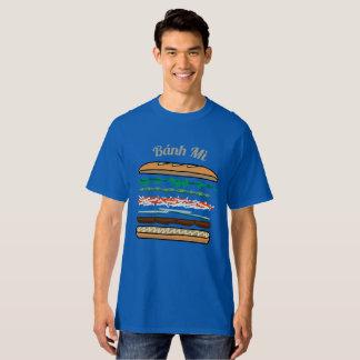 Camiseta Baguette vietnamiano do pão francês do sanduíche