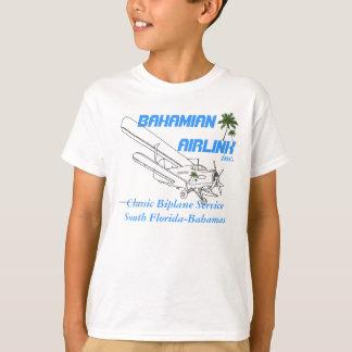 Camiseta Bahamaian Airlink
