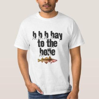 Camiseta Baía ao osso -