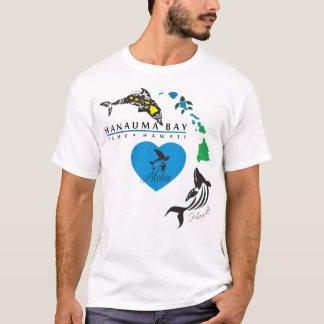 Camiseta Baía de Havaí Hanauma