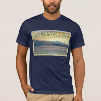Camiseta Baía de Kachemak