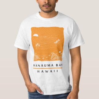 Camiseta Baía Havaí 116 de Hanauma