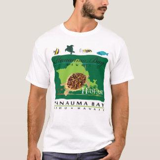 Camiseta Baía Oahu Havaí de Hanauma