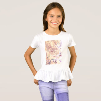 Camiseta Bailarina da cisne