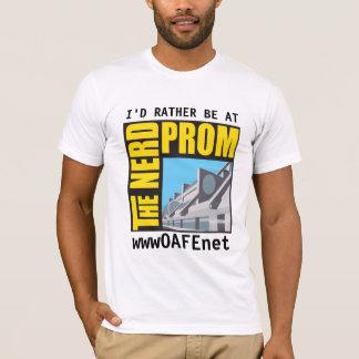 Camiseta Baile de formatura do nerd