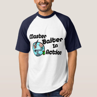 Camiseta Baiter mestre