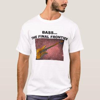 Camiseta BAIXO… a fronteira final