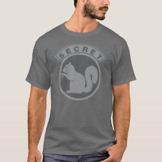 Camiseta Baixo a saber esquilo