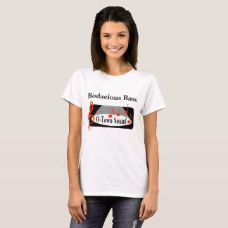 Camiseta Baixo Bodacious