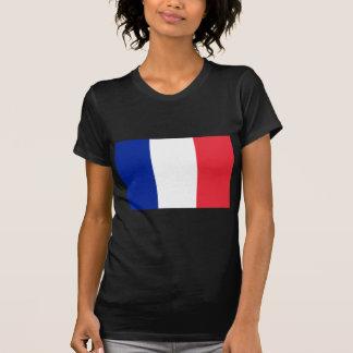 Camiseta Baixo custo! Bandeira de France