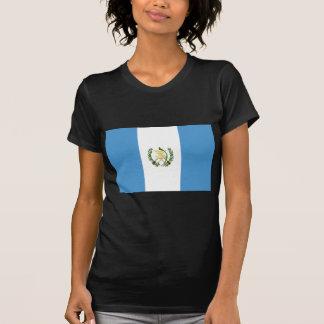 Camiseta Baixo custo! Bandeira de Guatemala