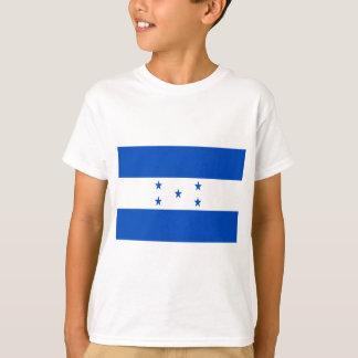 Camiseta Baixo custo! Bandeira de Honduras