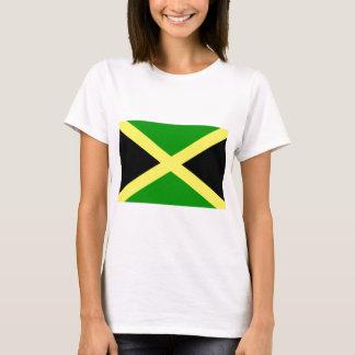 Camiseta Baixo custo! Bandeira de Jamaica