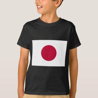 Camiseta Baixo custo! Bandeira de Japão