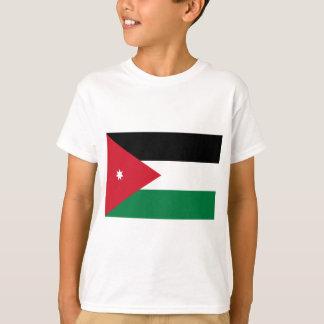 Camiseta Baixo custo! Bandeira de Jordão