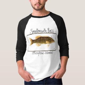 Camiseta Baixo de Smallmouth