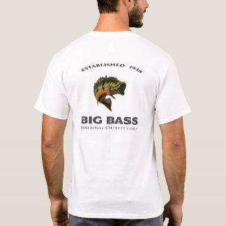 Camiseta Baixo grande