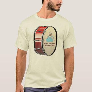 Camiseta Baixo. O cilindro, não o peixe…