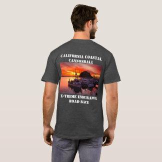 Camiseta Bala de canhão litoral de MSILSF Califórnia