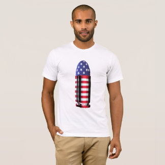 Camiseta Bala EUA