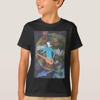 Camiseta Balançando o cosmos