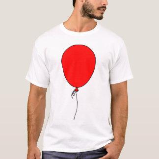 Camiseta Balão (vermelho)