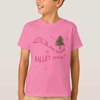 Camiseta Balé 2009 do Nutcracker
