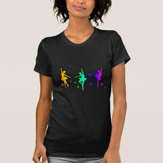 Camiseta Balé do arco-íris
