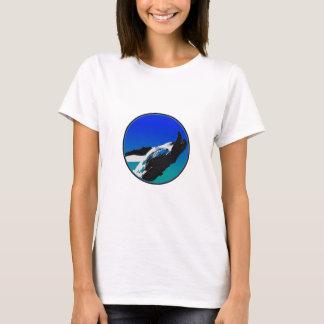 Camiseta Baleia