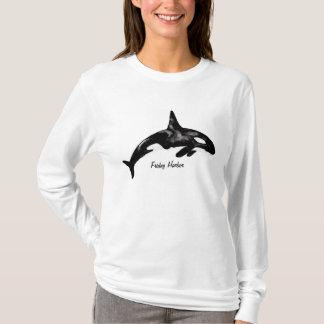 Camiseta Baleia da orca