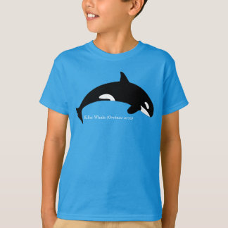 Camiseta Baleia de assassino da orca