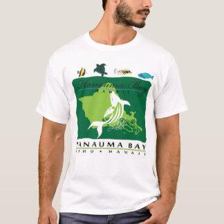 Camiseta Baleia de Havaí Oahu