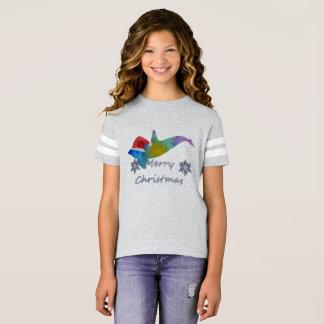 Camiseta Baleia do Natal