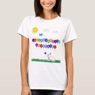 Camiseta Balões da felicidade de Innapropriate