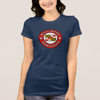 Camiseta Baltimore Maryland