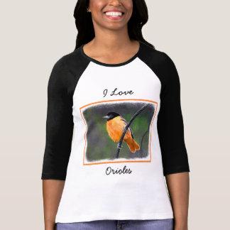 Camiseta Baltimore Oriole