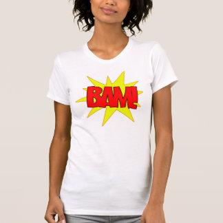 Camiseta BAM! Camisola interioa - personalizada