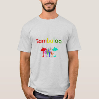 Camiseta bambaloo