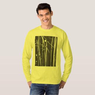 Camiseta Bambu (Masculina - amarela)