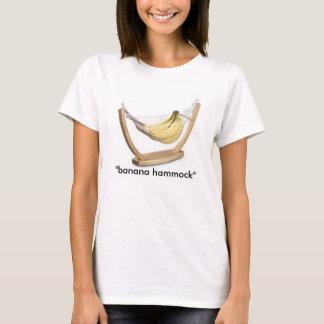 """Camiseta banana, da """"hammock banana """""""