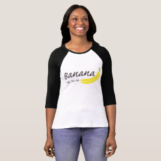 Camiseta Banana, Ooh, Na do Na