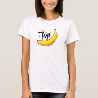 Camiseta Banana superior