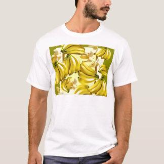 Camiseta bananas amarelas