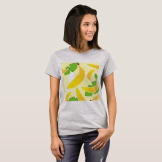 Camiseta Bananas frescas: Edição da arte da nostalgia