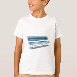 Camiseta Banco azul