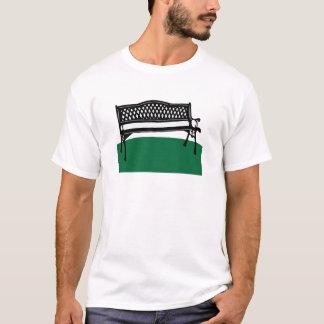 Camiseta Banco de parque