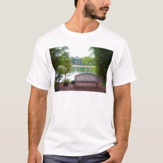 Camiseta Banco de parque 2