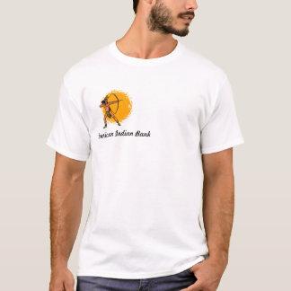 Camiseta Banco indiano americano de AIB