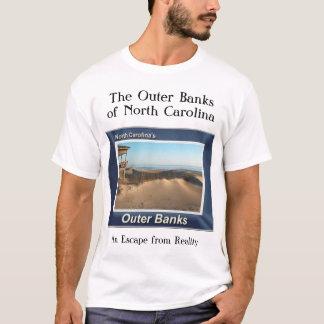 Camiseta Bancos exteriores, NC